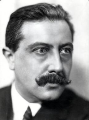 Georges Bernanos .De Agostini Picture Library