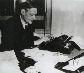 Thomas Stearns Eliot. De Agostini Picture Library