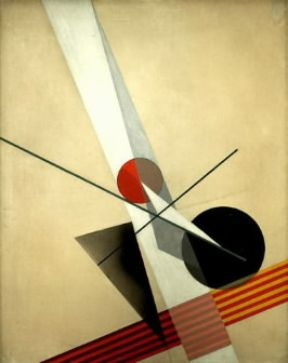 Lázslo Moholy-Nagy. Axxj (Münster in Westfalen, Landesmuseum).De Agostini Picture Library / E. Lessing