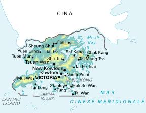 Cartina Climatica Cina.Hong Kong Sapere It