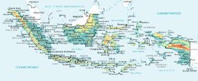 Cartina Dell Indonesia.Indonesia Sapere It