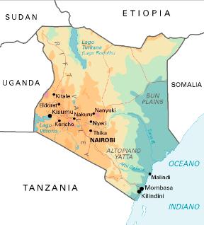 Malindi Cartina Geografica.Kenya Sapere It