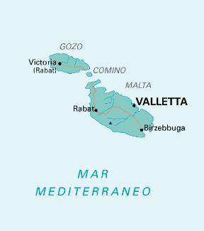 Cartina Di Malta Pdf.Malta Sapere It
