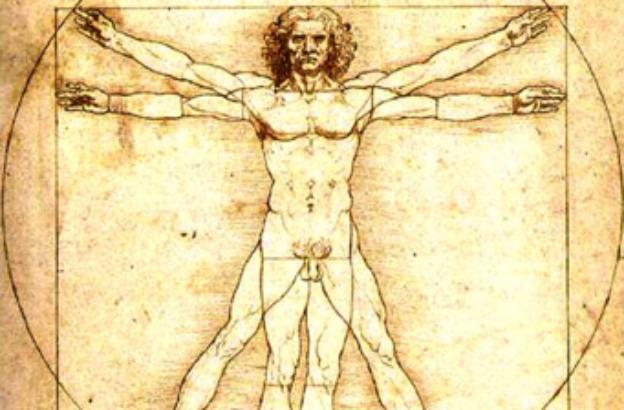 Qual è il significato dell'Uomo Vitruviano di Leonardo da Vinci? | Sapere.it